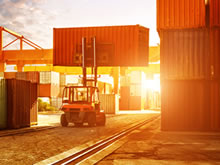 Global sourcing can be an economic option in the apparel industry, but operations and transport take up valuable time
